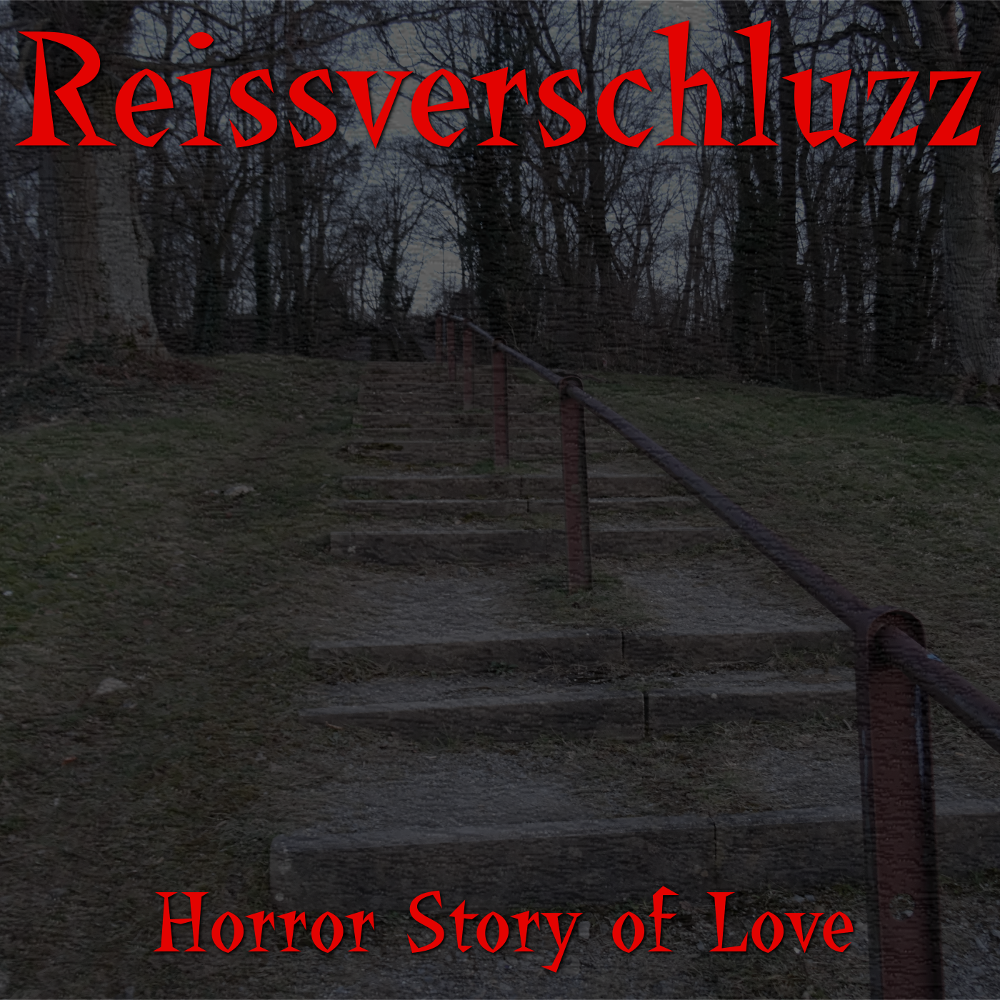 Reissverschluzz - Horror Story of Love (Single-Cover)